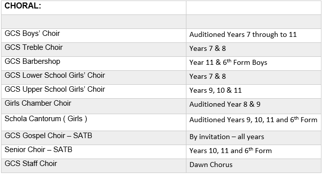 Music Scholarship 1