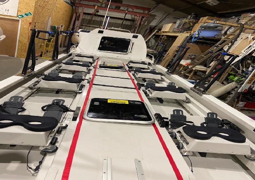 The Row Deck