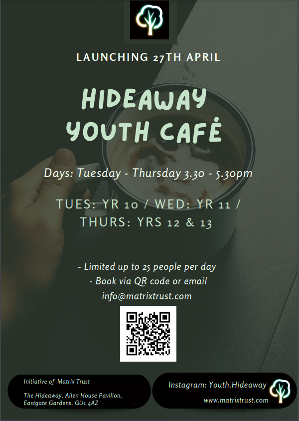 Hideaway Youth Cafe