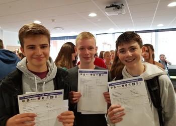 Fantastic GCSE Results
