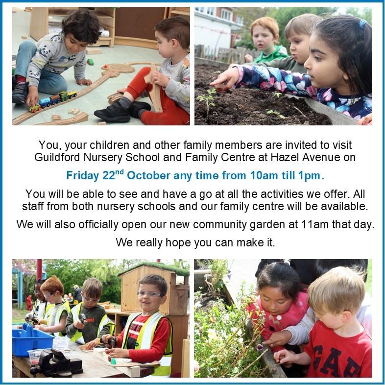 Launch invite parents